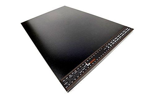 Integy RC Model Hop-ups 1UP R/C-160305 1UP R/C Racing Pit Board w/QuikChek - 355x455mm - Orange Accent