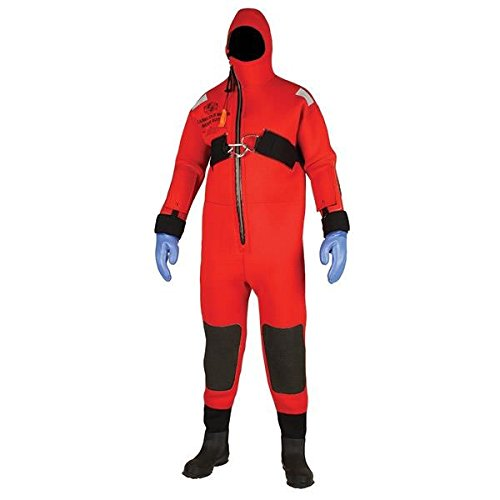 Stearns Ice Rescue Suit, Adult Universal (100-300 lb; Max Height 6'3