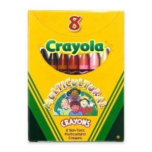 Multicultural Crayons - 9