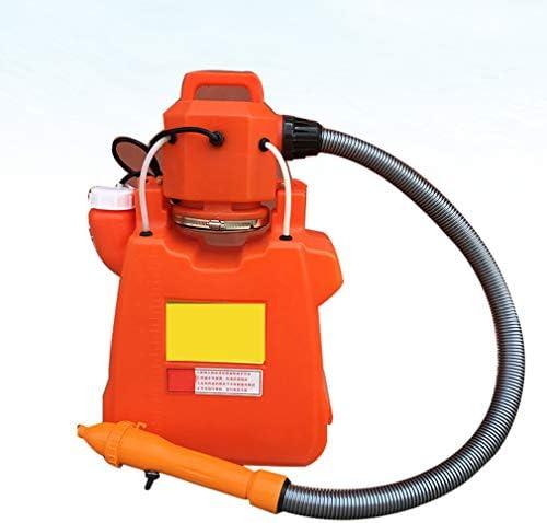 20L 電動 ULV 噴霧器,自動 携帯 フォガースプレー,超低コンテナ 消毒 噴霧器 バックパック,屋内用 屋外 衛生 B 60x40x25cm(24x16x10インチ)