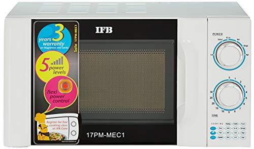 FB Microwave Oven (White) – Model 17 PM MEC 1- 17 L Solo