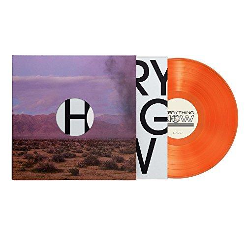 Music : Everything Now Orange Vinyl Single