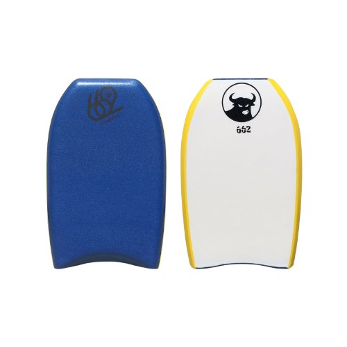 662 Mini Kick Board, Blue, 21