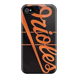 ErleneRobinson Iphone 6plus Durable Hard Phone Cases Unique Design Colorful Baltimore Orioles Series [niJ3005vapW]