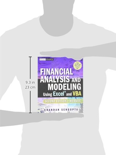 Financial Analysis and Modeling Using Excel and VBA, 2nd