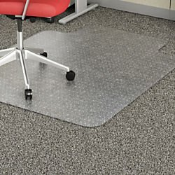 lorell-36-by-48-inch-standard-chair-mat-19-by-10-inch-lip-clear