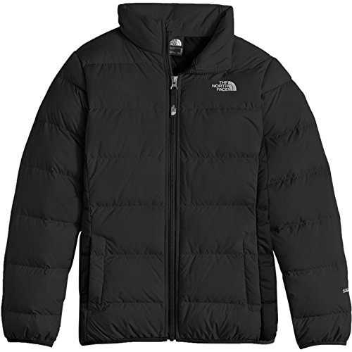 The North Face Kids Girls' Andes Jacket (Little Kids/Big), TNF Black, SM (7-8 Big Kids)