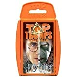 Top Trumps Harry Potter Deathly Hallows Part 2 New 2012 Orange Pack