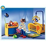 Playmobil - 3207 - La Maison Moderne - Maman / Chambre de bébé