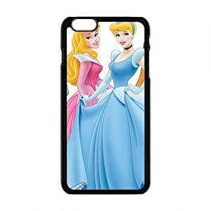 Beautiful snow white Cell Phone Case for Iphone 6 Plus