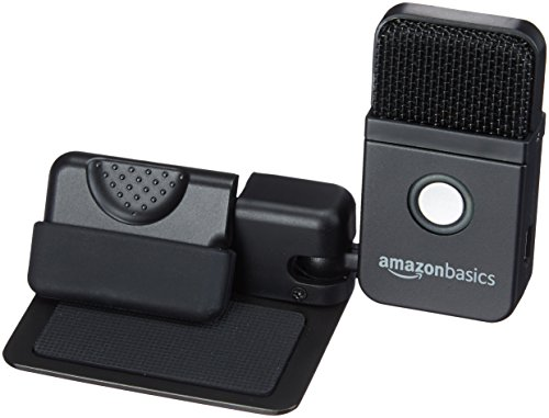 AmazonBasics Portable USB Condenser Microphone