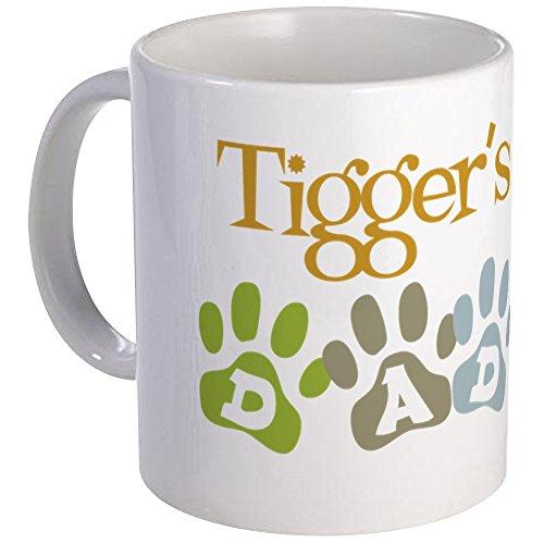 CafePress - Tigger's Dad - Unique Coffee Mug, Coffee Cup