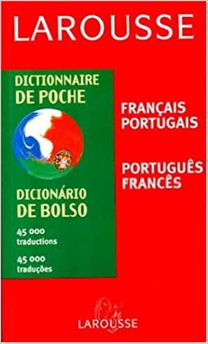 Amazon Fr Dictionnaire De Poche Francais Portugais