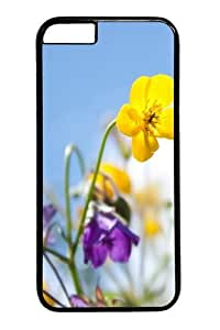 iphone 5c Case and Cover -Flowers In The Sunlight PC Hard Plastic Case for iphone 5c inch Black