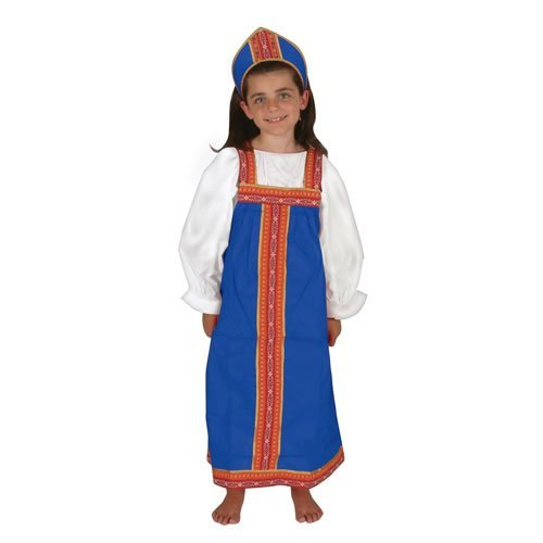 Russian Girl Outfit -