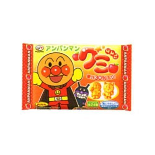 Fujiya Japan Anpanman Gummy (Apple) 6 pcs x 20 bags