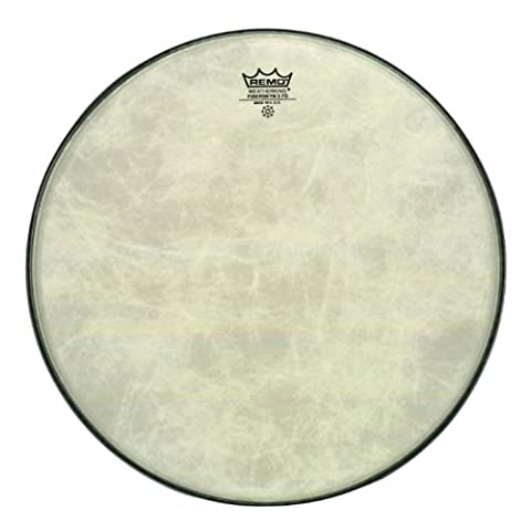 Remo FD1520-00 20-Inch Fiberskyn Diplomat Bass Drum Head (Remo Diplomat Snare Side Head)