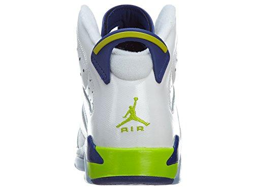 Jordan 6 Retro Store Barna Stil: 543390-108 Størrelse: 5,5