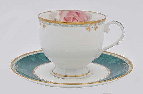 Adeline Bone China By Narumi, Rosy Lane Tea/Coffee Cup, Tea/Coffee ()