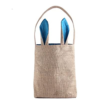 Amazon.com: ihomie diseño creativo bolsa de regalo de Pascua ...