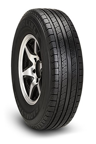 Carlisle Radial Trail HD Trailer Tire - ST205/75R14