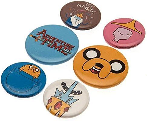 GB Eye LTD, Adventure Time, Jake, Pack de Chapas: Amazon.es: Hogar