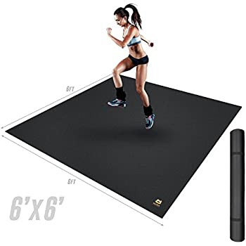 Amazon.com : Ultra Fitness Gear Extra Thick 6 x 6 Foot