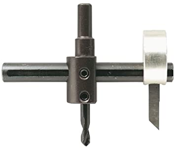 General Tools 6 Circle and Wheel Cutter Adjustable 1-Inch to 6-Inch
