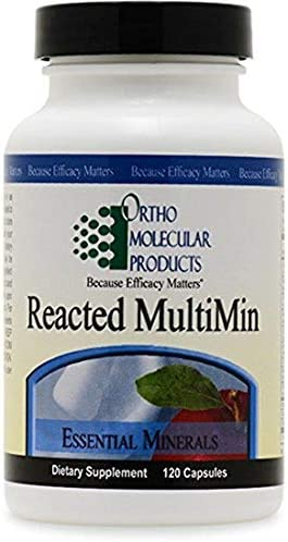 Ortho Molecular Reacted Multimin – 120 Capsules