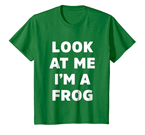 Kids Frog Costume Shirt for Halloween 8 Kelly Green for $<!--$19.99-->