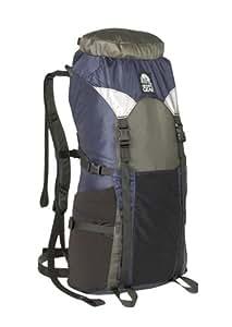 Granite Gear Adventure Travel Backpack, Regular Torso, Indigo/Moonmist