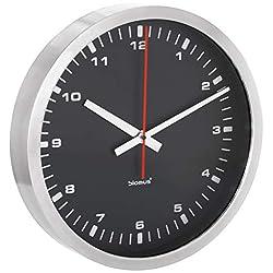 Blomus Wall Clock, Black, 40 Centimeters