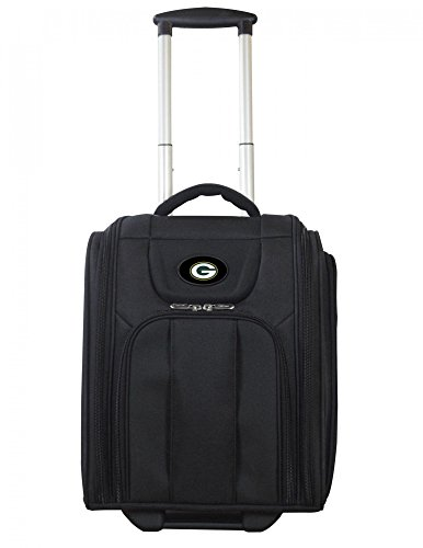 NFL Green Bay Packers Deluxe Wheeled Laptop Overnighter by Denco
