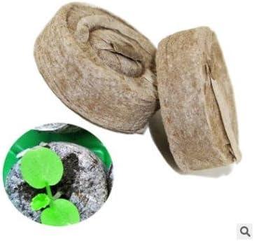 SimpleLife Jiffy Torf Pellets Seed Startstopfen Palette Sämling Boden Block Gin Grau 40mm