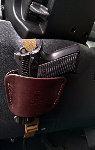 Ride Ready Car Holster - Brown / FDE