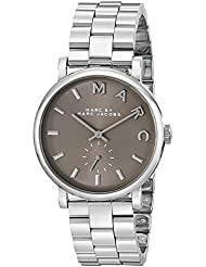 Marc by Marc Jacobs Womens MBM3329 Baker Stainless Steel Bracelet Watch