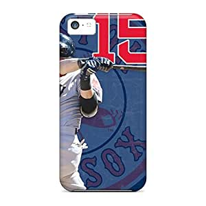 Fashionable Style Case Cover Skin For Iphone 5c- Boston Red Sox