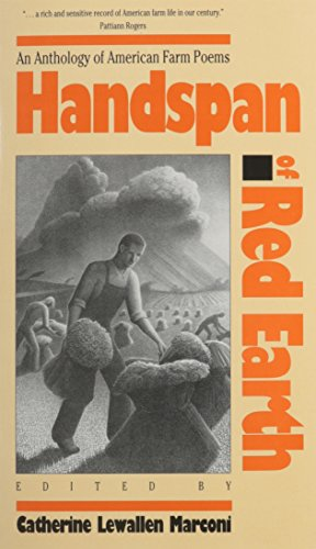 Handspan of Red Earth: An Anthology of American Farm Poems