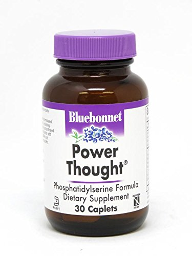 BlueBonnet Power Thought Supplement, 30 Count
