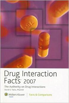 Descargar Por Elitetorrent Drug Interaction Facts 2007 Infantiles PDF