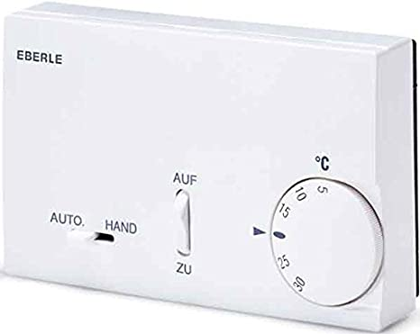 Eberle Controls termostato KLR-E 7037 F, climatización termostato 4017254108976: Amazon.es: Electrónica