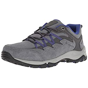 Columbia Women's Wahkeena Waterproof Hiking Shoe,