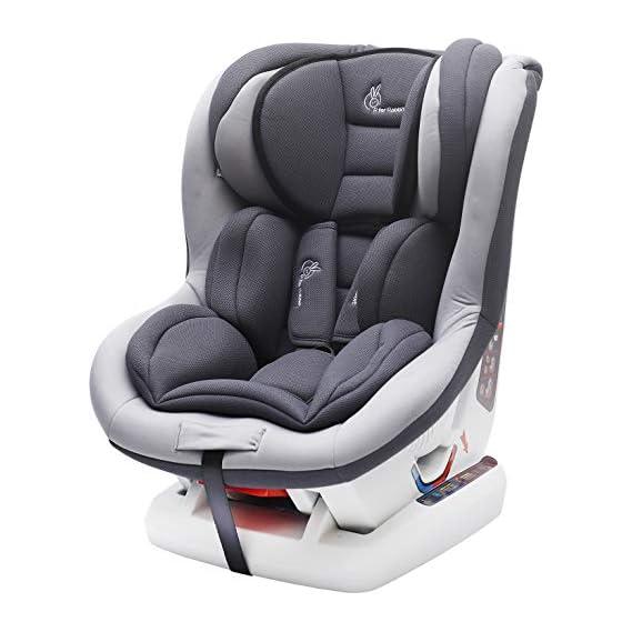R for Rabbit Jack N Jill Sportz Sporty Look Convertible Baby Car Seat Jack N Jill Grand Innovative ECE R44/04 Safety