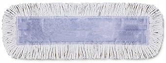"Wilen C401018, Tie-Free Disposable Dust Mop, 18"" Length x 5"" Width (Case of 12)"