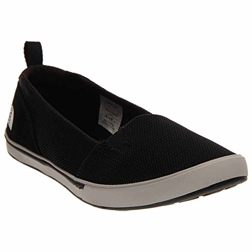 The North Face Base Camp Lite Skimmer II Slip On Shoe Women's TNF Black/Spackle Grey 7.5