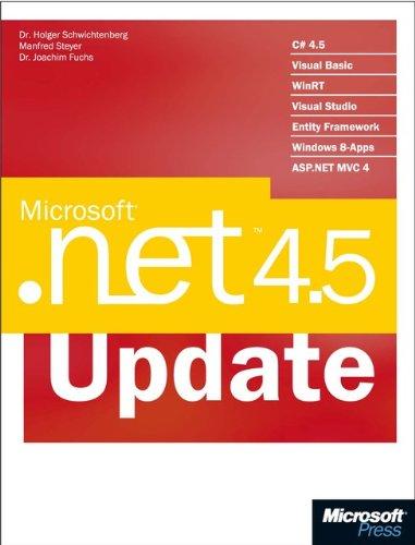 Microsoft .NET 4.5 Update