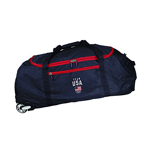 Team USA Olympics Crusader Collapsible Duffel, 36-inches by Mojo Licensing