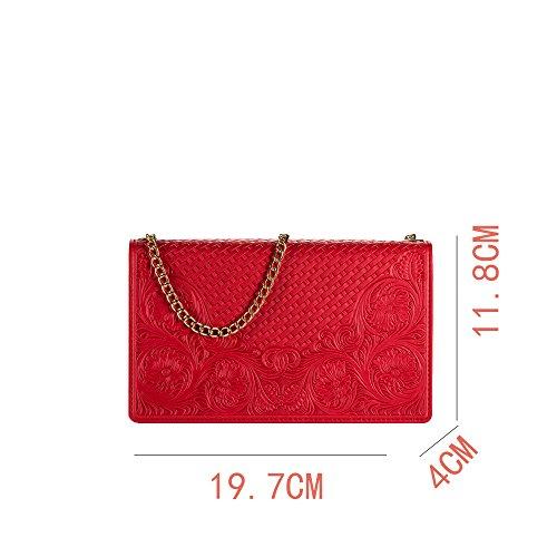 Jund Borsa Le Donne Tracolla Rossa Per Luce A rFO1qdTr