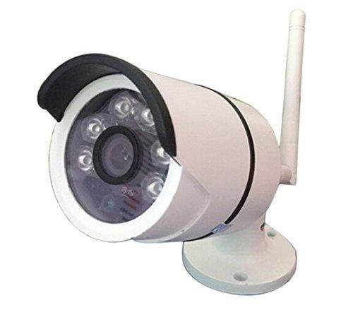 Horich HD Outdoor 960P Smart WiFi Wireless IP Security Bulle