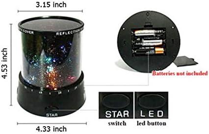 Pinzhi Constelación Proyector Sistema Solar Galaxy Luz Proyección ...
